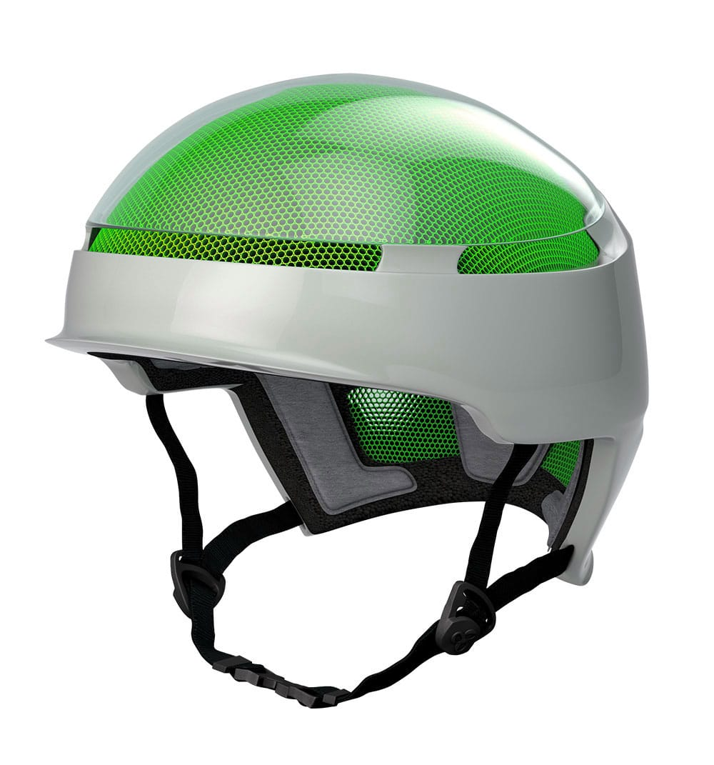 compute the cost to produce one helmet