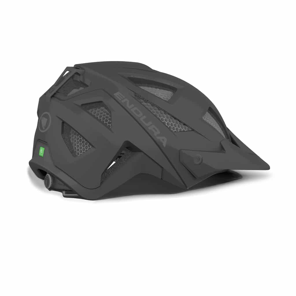 Endura MT500 mountain bike helmet koroyd engineered tubes