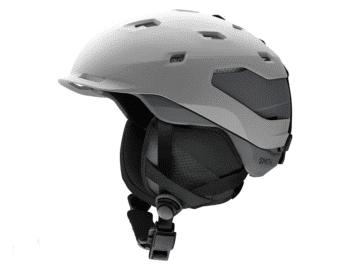 Smith Quantum Snow Helmet Matte Cloudgrey - Charcoal