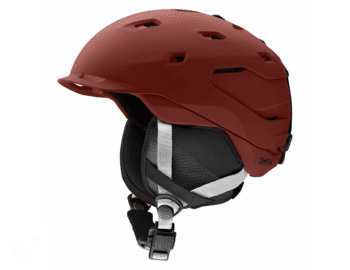 Smith Quantum Snow Helmet Matte Oxide