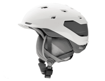 Smith Quantum Snow Helmet White