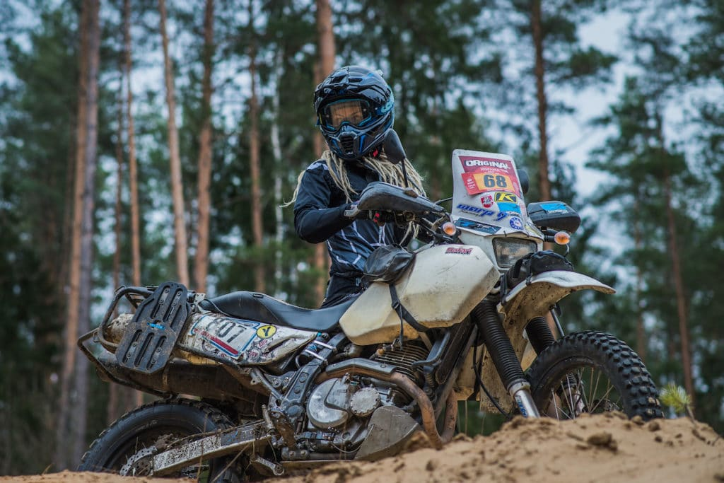 Eglė Gerulaitytė Moto Adventure