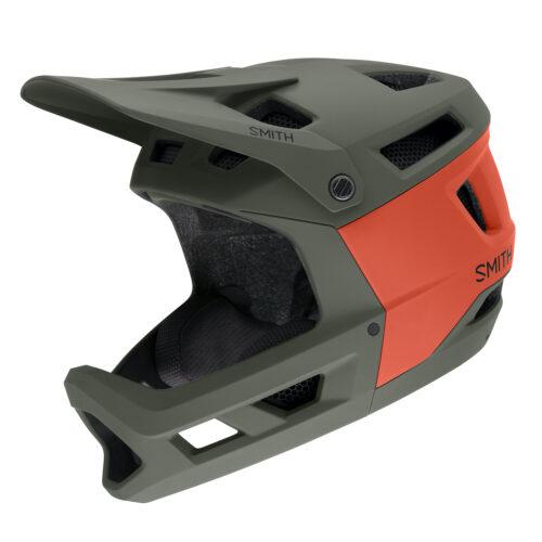 Smith Mainline Helmet - Matte Sage Red Rock