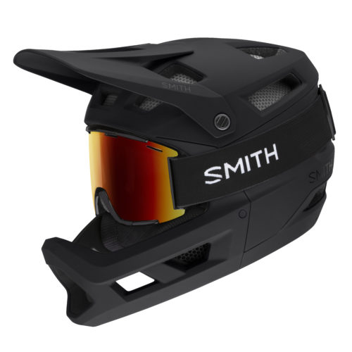 Smith Mainline with Goggles