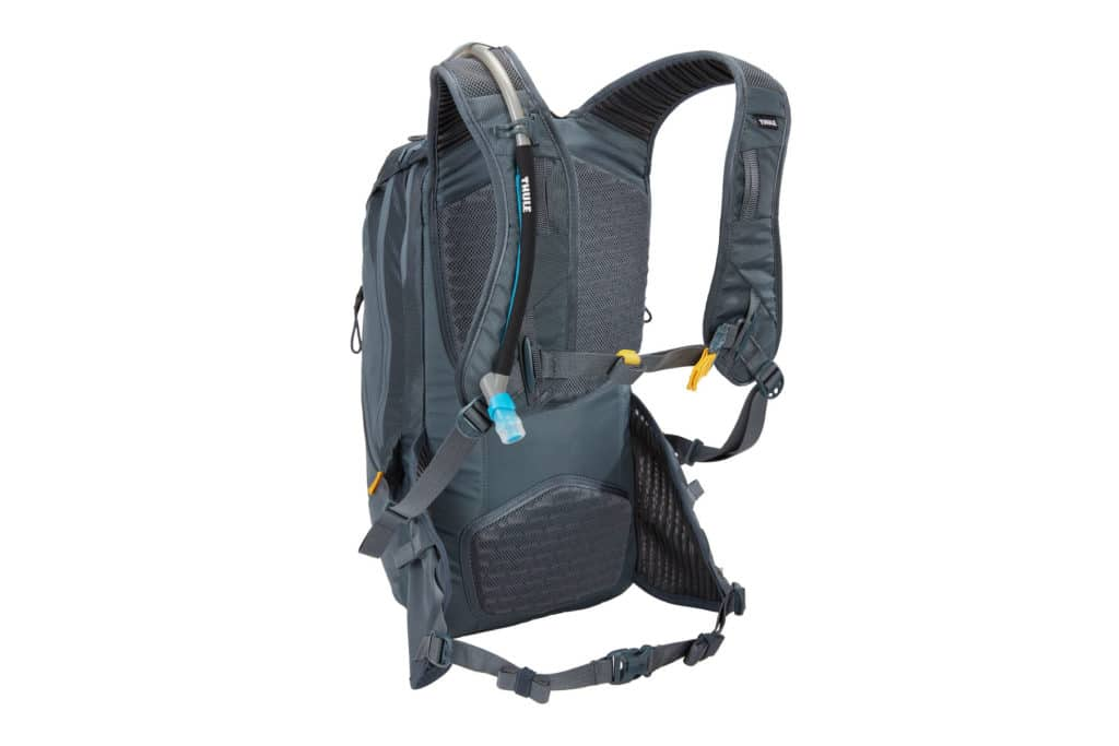 Thule Rail Backpack 18L Back