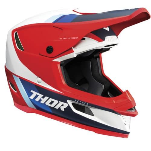 Thor Reflex Apex Red Right Side