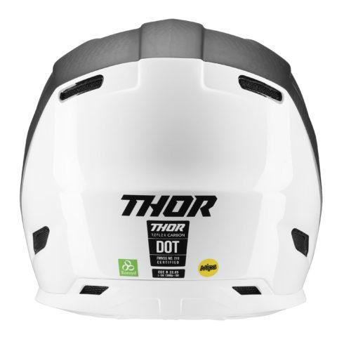 Thor Reflex Polar Carbon Back