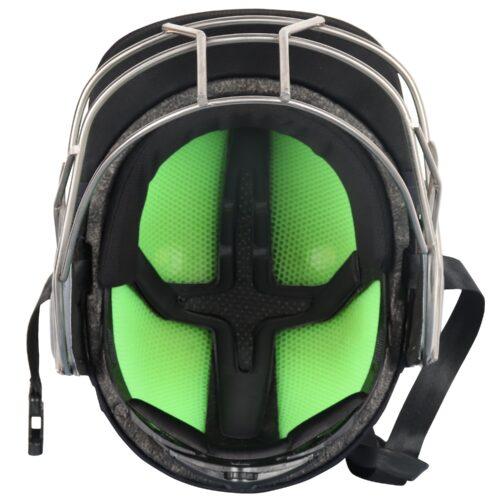 Koroyd Core in Shrey Helmet