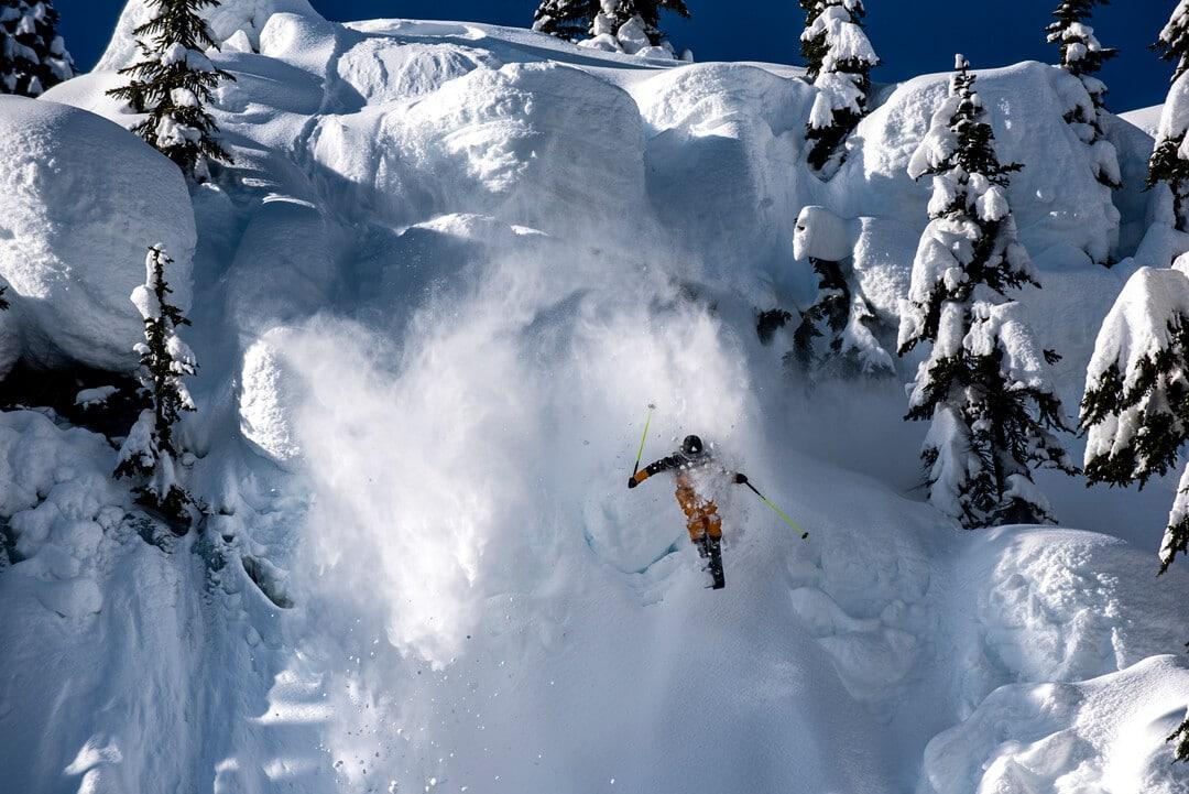 Blake Marshall Head Kore Skiing Canada