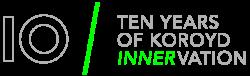 Koroyd 10-Year Stamp
