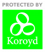 Protected by Koroyd Logo